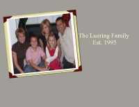 The Luering Family