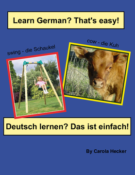 Learn German?   That's easy!