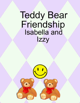 Teddybear Friendship