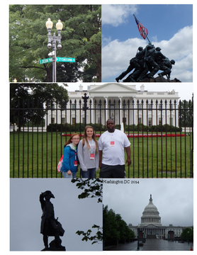 Washington DC 2014