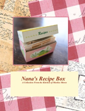 Nana's Recipe Box