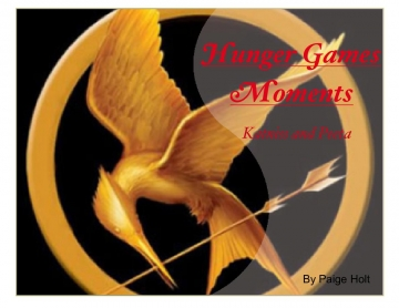 Hunger Games Moments