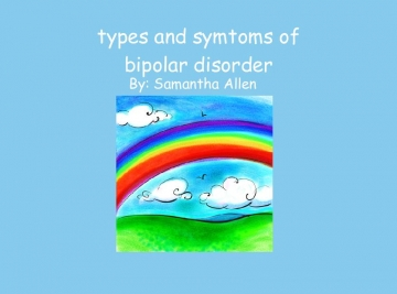 stages of bipolar disorder