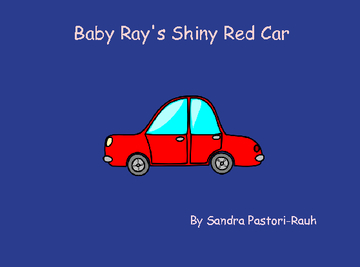 Baby Ray's Shiny Red Car