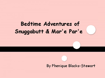 Bedtime Adventures of Snuggabutt