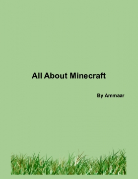 All About Minecraft
