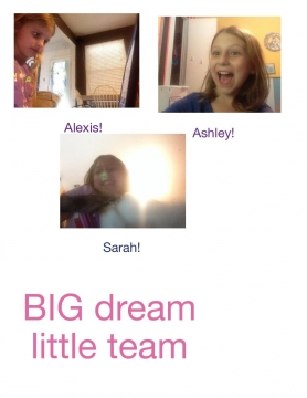 Big dream little team magazine