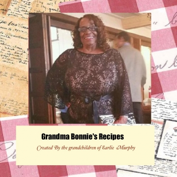 Grandma Bonnie's Recipes