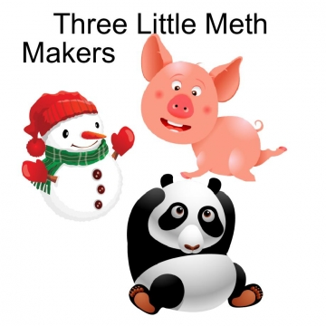 3 Little Meth Labs