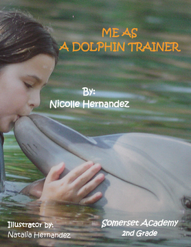 Me as a Dolphin Trainer