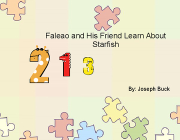 Faleao and His Friend Learn Starfish
