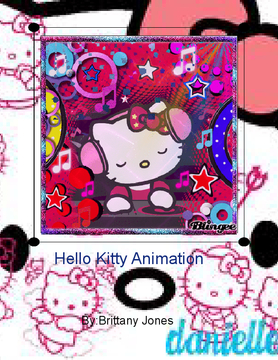 Hello Kitty Animation
