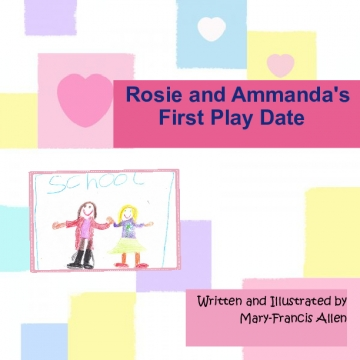 Rosie and Ammanda's first playdate