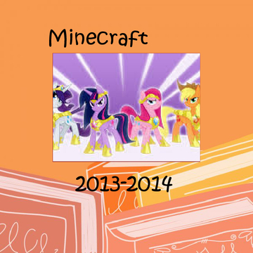 Minecraft School Yearbook 2013-2014