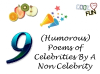(Humorous) Poems of Celebrities By Not A Celebrity