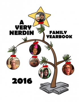 2016 Nerdin Family Yearbook