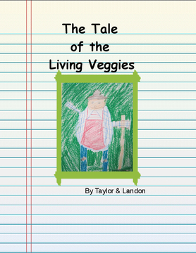 The Tale of the Living Veggies