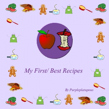 My first/ best recipes