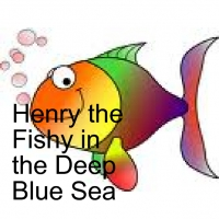 Henry the Fishy in the Deep Blue Sea