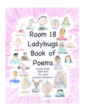 Room 18 Ladybugs Book of Poems