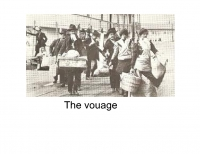 The Vouage