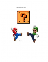 mario mini comic one