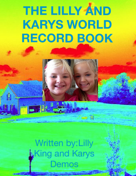 Lilly and Karys's Work Record Book