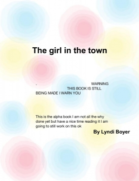 The girl in the town