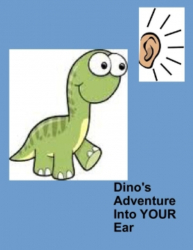 Dino's Adventure Into YOUR Ear!