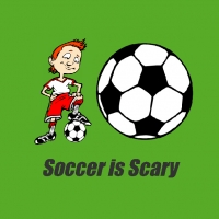 Soccer is Scary