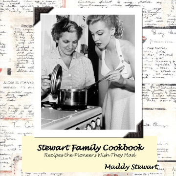 Stewart Family Cookbook
