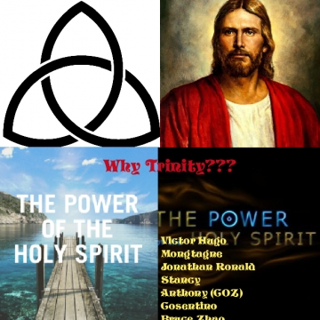 """The Trinity of The Lord"""