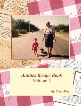 Aunties Recipe Book