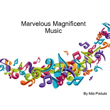 Marvelous Magnificent Music