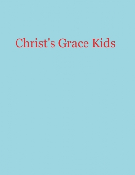 Christ's Grace Kids