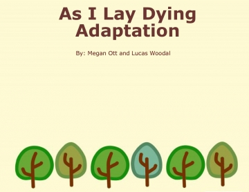 As I Lay Dying Adaptation