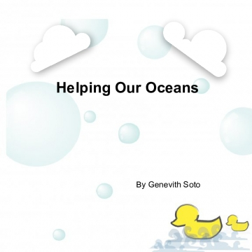 Helping Our Oceans