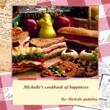 Michelle's cook book