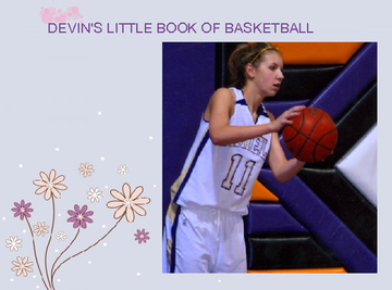 DEVIN'S LITTLE BOOK OF BASKETBALL