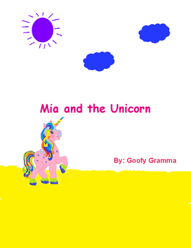 Mia and the Unicorn