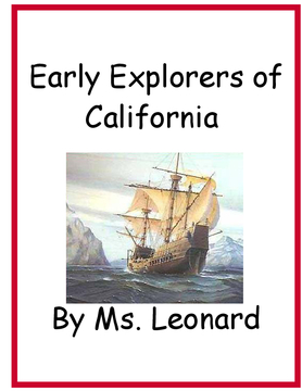 Early Explorers of California