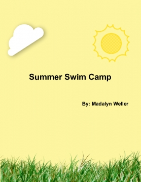 Summer Swim Camp