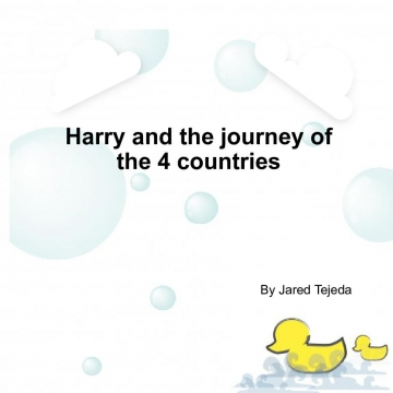 Harry and The journey of awesome