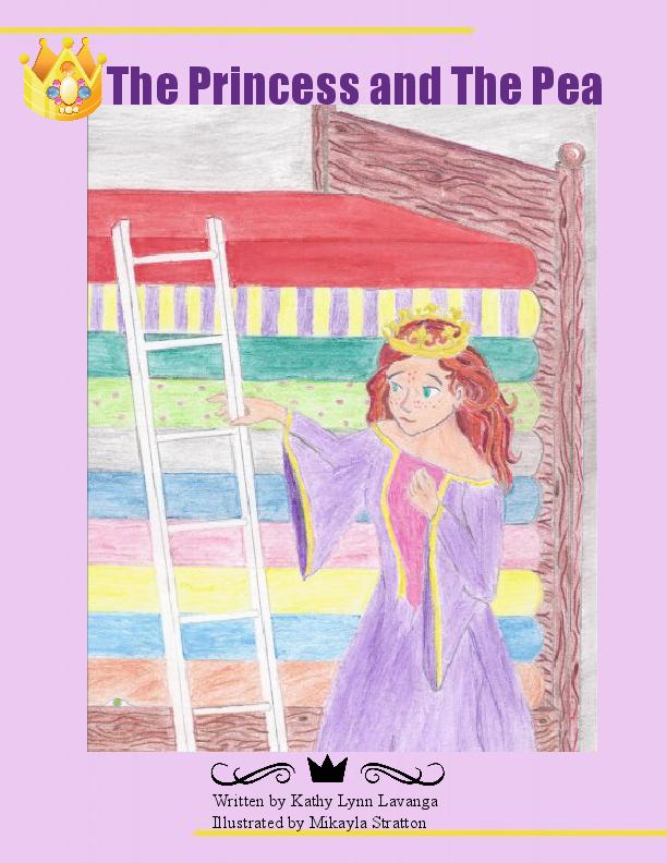 princess and the pea book pdf