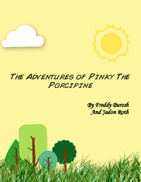 The Adventure of Pinky The Porcipine