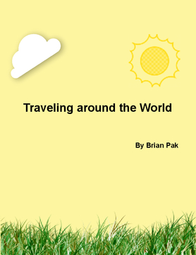 Traveling around the world
