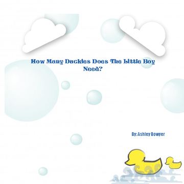 How Many Duckies Does the Little Boy Need?