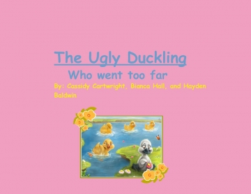 The Ugly Duck