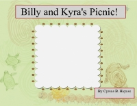 Billy and Kyra's picnic