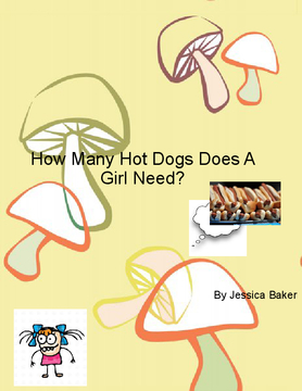 How many hotdogs does a girl need?